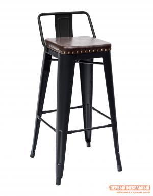 Барный стул  TOLIX SOFT LF630A Черный матовый STOOL GROUP. Цвет: черный