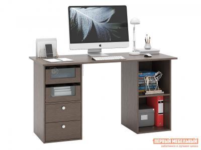 Письменный стол  Прайм-65 Венге МФ Мастер. Цвет: венге