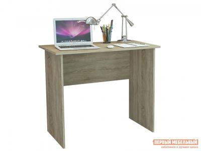 Компьютерный стол  Милан-85 Дуб Сонома МФ Мастер. Цвет: светлое дерево