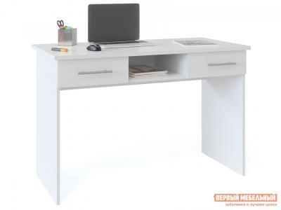 Письменный стол  КСТ-107.1 Белый Сокол. Цвет: белый