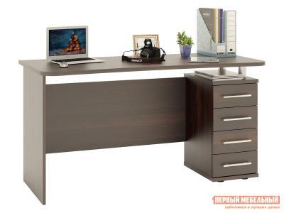 Письменный стол  КСТ-105.1 Венге Сокол. Цвет: венге