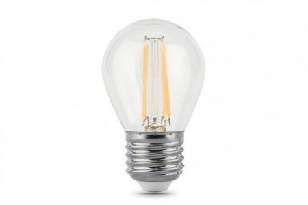 Лампа светодиодная Filament Globe Hoff