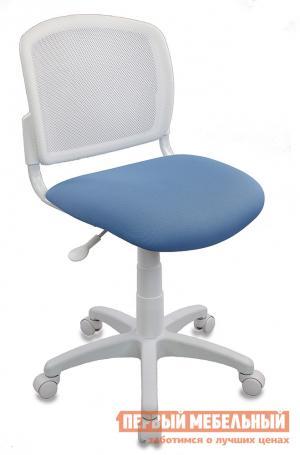 Детское компьютерное кресло  CH-W296NX 26-24 Голубой Бюрократ. Цвет: синий