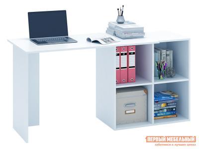 Письменный стол  Прайм-45 Белый МФ Мастер. Цвет: белый