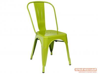 Стул  TOLIX Салатовый STOOL GROUP. Цвет: зеленый
