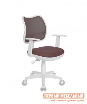 Детское компьютерное кресло  CH-W797 TW-14C коричневый Бюрократ. Цвет: коричневый