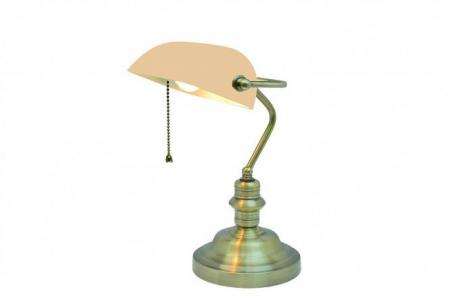 Лампа настольная Banker ARTE LAMP