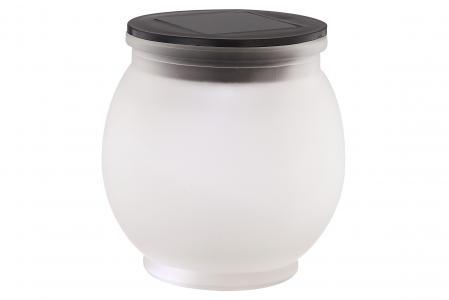 Настольная лампа (globo) белый 9 см. Globo. Цвет: белый