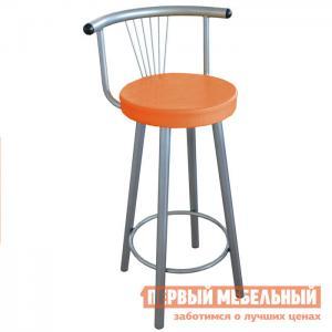 Барный стул  Стиль Оранжевый Амис. Цвет: оранжевый