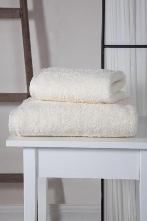 Полотенца Karna. Цвет: белый