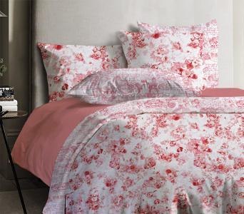 Комплекты постельного белья Mona Liza. Цвет: розовый