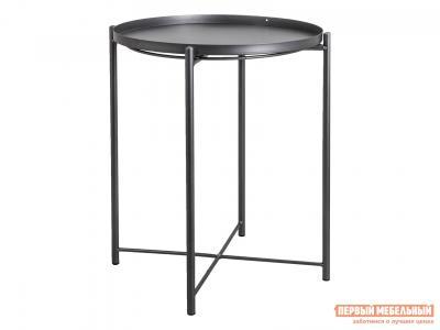 Журнальный столик  Стол TRICK Серый Базистрейд. Цвет: черный