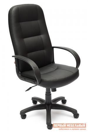 Кресло руководителя  Devon Иск. кожа черная PU C36-6 Tetchair. Цвет: черный