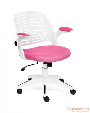 Офисное кресло  Joy Розовая ткань Tetchair. Цвет: розовый